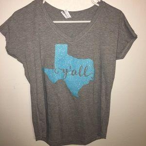 Cute Texas shirt!